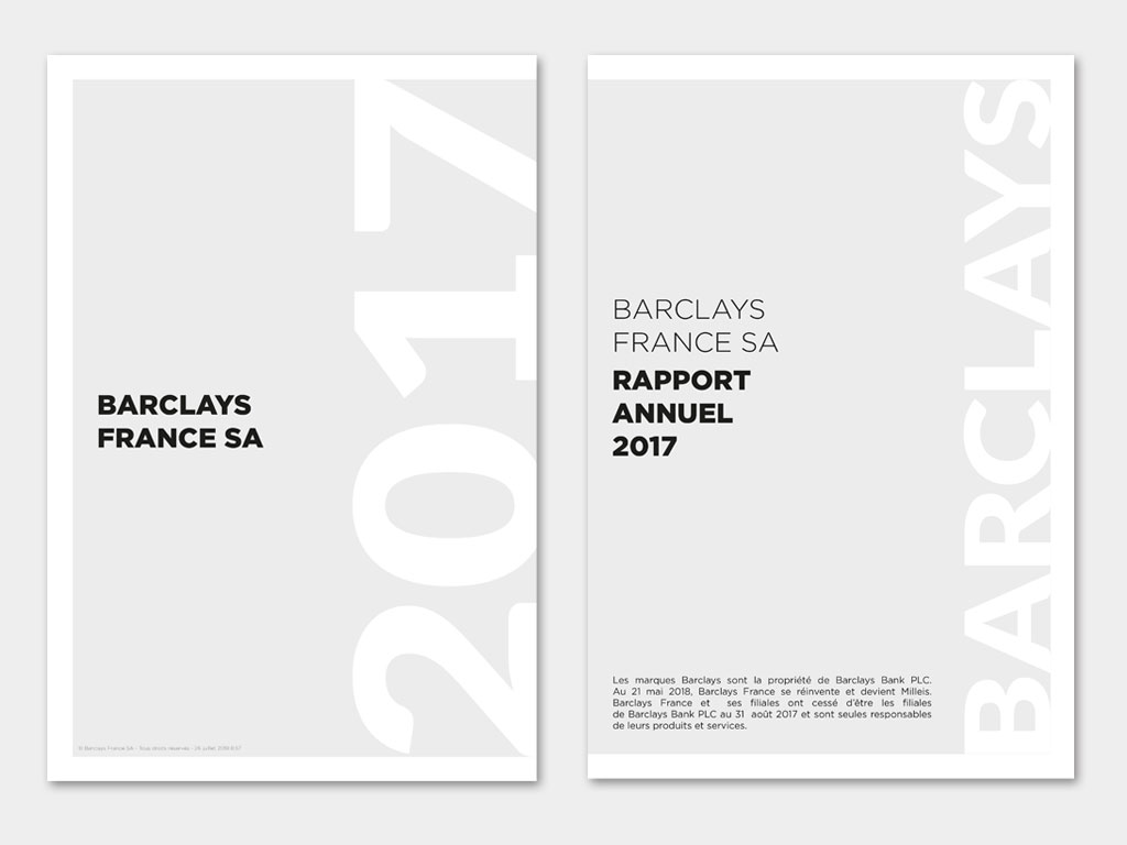 Rapport Annuel 2017 - Barclays Banque